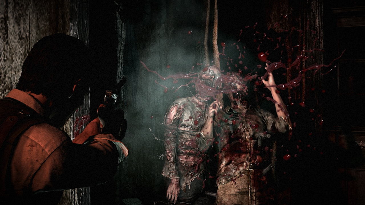 Скриншот The Evil Within, обои