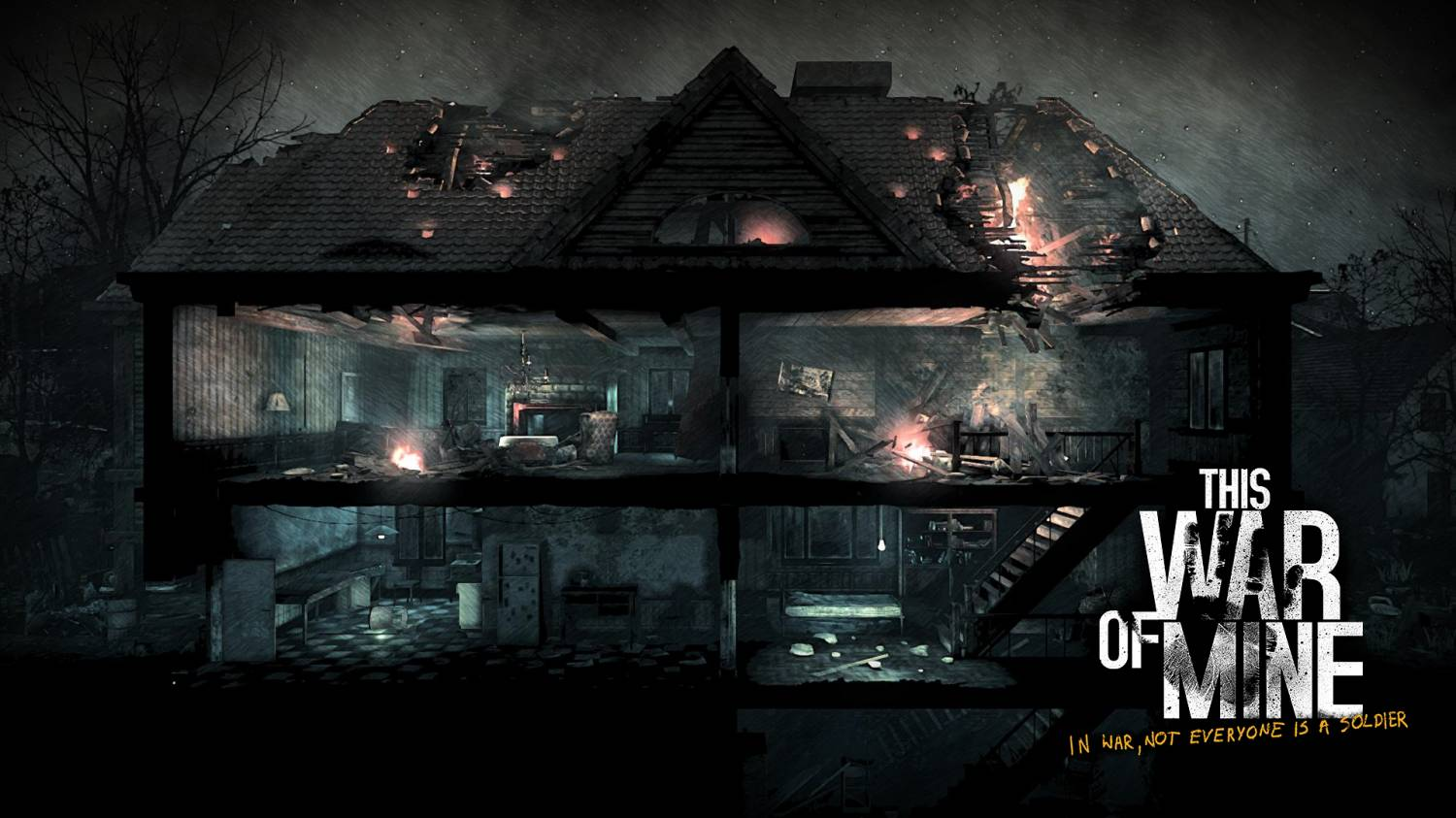 Скриншот This War of Mine, обои