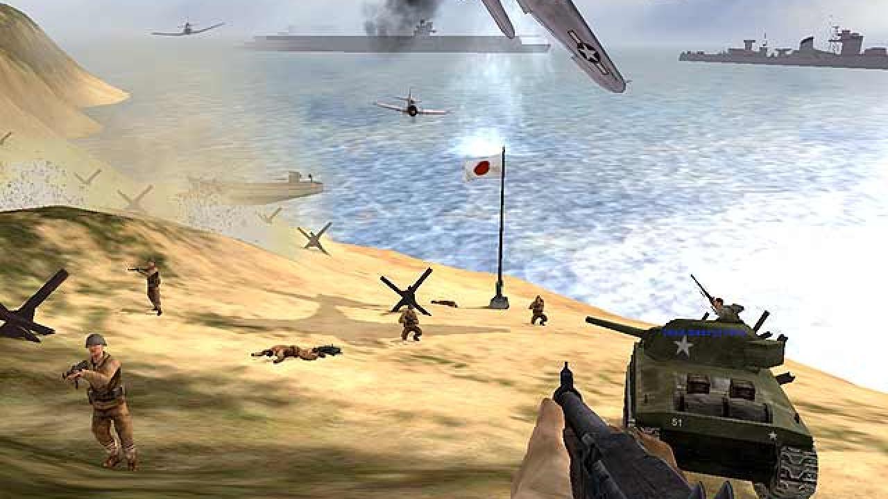 Battlefield 1942 дата выхода, системные требования, описание.