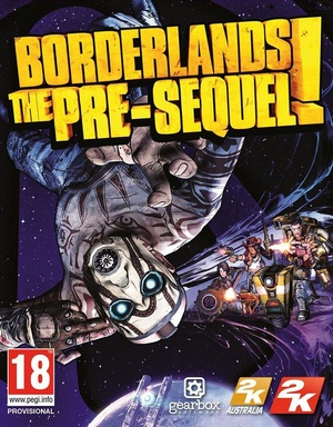скачать Кряк/NoDVD для Borderlands: The Pre-Sequel [1.0] бесплатно