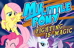 играть My Little Pony - Fighting is Magic по сети