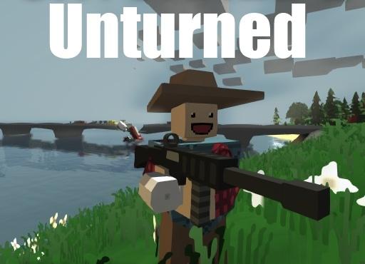 играть Unturned по сети
