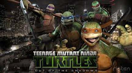 играть Teenage Mutant Ninja Turtles: Out of the Shadows по сети