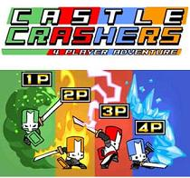 играть Castle Crashers по сети