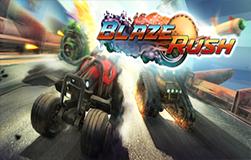 играть BlazeRush по сети